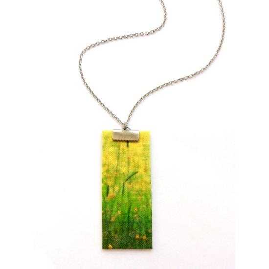 Aranymező nyaklánc