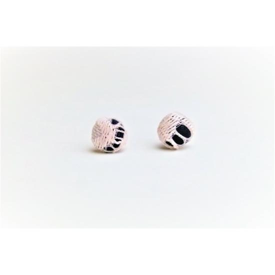 PONT ELÉG rózsaszín csipke fülbevaló