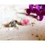 Kép 4/4 - Virágmintás csepp formájú 2 részes szett