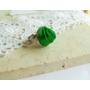 Kép 4/4 - Zöld rózsás gyűrű